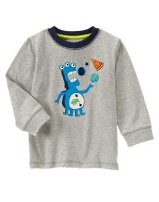GYMBOREE STAR BRIGHTS Out of this World GLOW IN THE DARK TEE 6 12 18 2 3 4 5 NWT