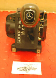 Gear shift assembly from mercedes benz sl r129 2022670137 for Mercedes benz not shifting gears