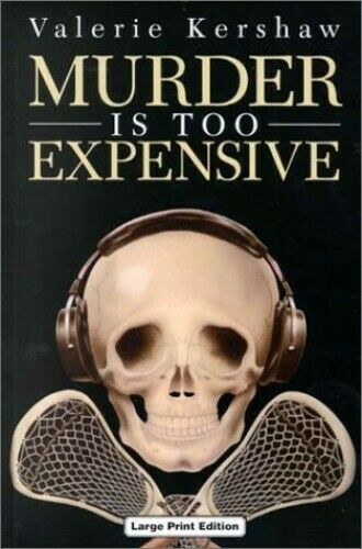 Murder is Too Expensive by Kershaw, Valerie Hardback Book The Fast Free Shipping