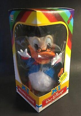 """Spain Mib Mechanical,walt Disney 10"""" Vintage Uncle Scrooge Battery Op 70's"""