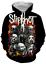 HOT-SLIPKNOT-3D-Print-Casual-Hoodie-WomenMen-Pullover-Sweater-Sweatshirts-Top miniature 31