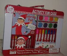 New with metal case ! The Elf on the Shelf Activity Fun Case for Ages 3+