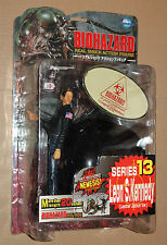 Resident Evil Leon S.Kennedy  Figure Moby Dick Series 13 w Nemesis Type 3 Part
