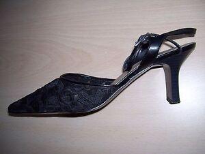 Damen-Sandalen-Pumps-Gr-6-5-40-von-Mary-Anne
