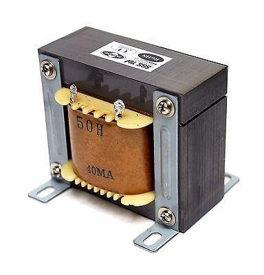 1x Tube plate Choke 50H 40mA R=1.10KΩ EI96 Z11 core EF86 6922 6688 6BQ5 6V6 6L6