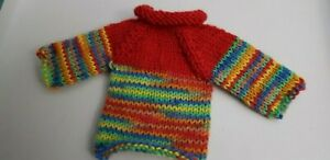 New-Sweater-For-Approx-6-5-16-7-1-8in-Small-Bears