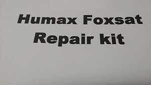 Humax-foxsat-power-supply-repair-kit-fixes-no-boot-green-circling-on-display