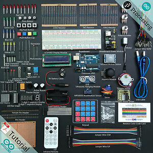 Freenove-Ultimate-Starter-Kit-for-Arduino-Beginner-Uno-R3-LCD-Servo-Processing