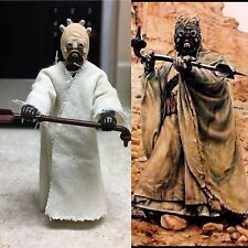 Kenner Custom Star Wars Sand People  Tusken Raider Add On Robe Accessory Only