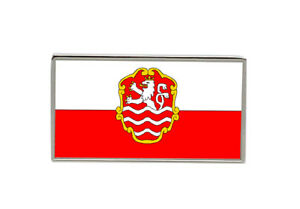 Karlovy-Varier-Tcheque-Revers-Drapeau-Broche-Badge