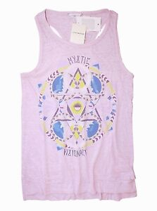 17363c55275942 Image is loading Lucky-Brand-Womens-XL-Lilac-Mystic-Visionary-Burnout-