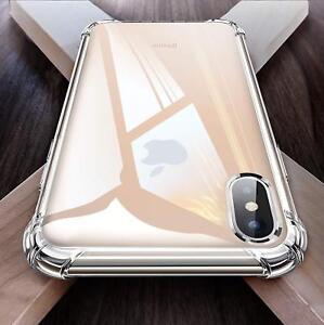 Antichoc-Silicone-TPU-renforce-Coque-Pour-iPhone-11-XR-XS-Max-2019-8-7-6s-Plus