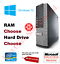 Rapide-Bon-Marche-Dell-ou-HP-i5-desktop-SFF-32-Go-Ram-HDD-et-SSD-Windows-10-Ordinateur-PC miniature 1