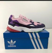 Size 6.5 - adidas Falcon Clear Pink