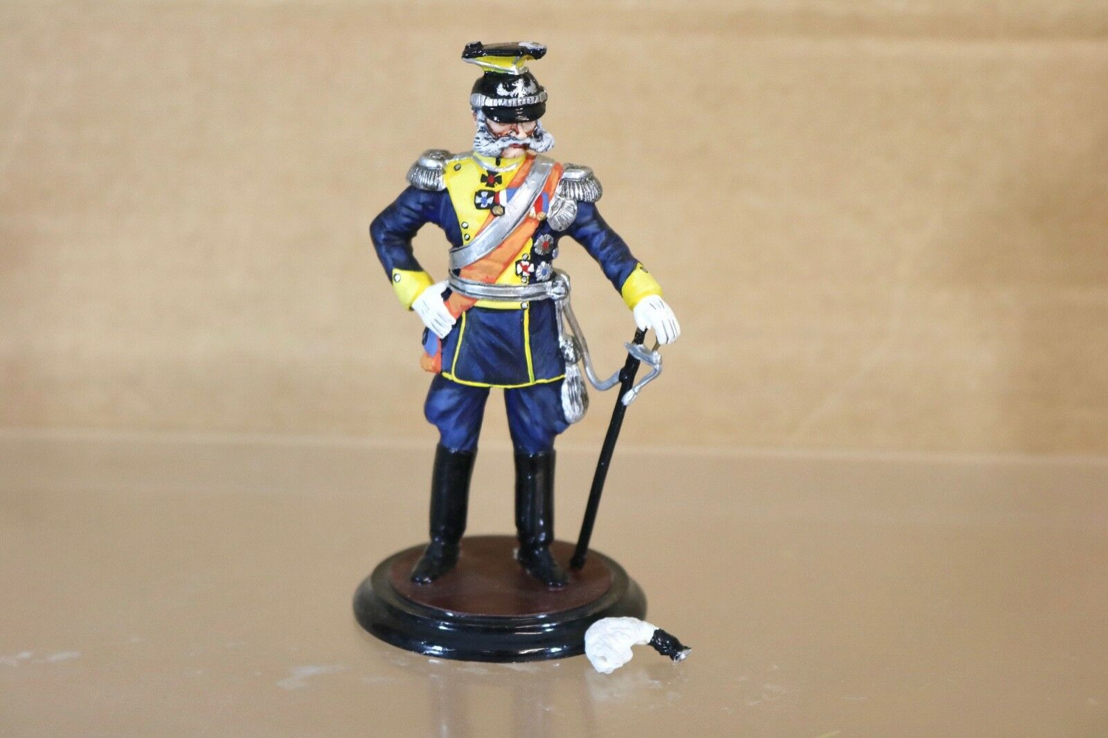 TRADITION of LONDON 90mm PRINCE KARL of PRUSSIA 1910 nq