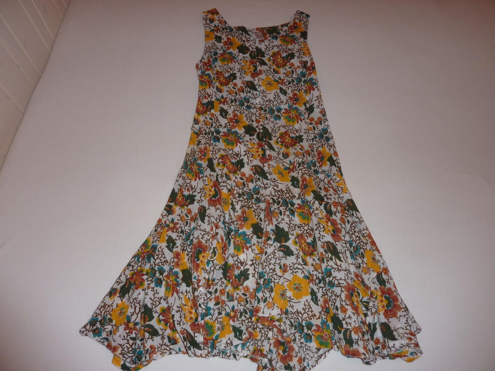 Atelier Rare Toggery Sommerkleid mit Bolero Jacke (Größe  S, Farbe  mehrfarbig)