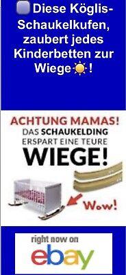 """Bassinets & Cradles Baby Special Buy Humble """"schreibabys Ade """"dieses Magnífico Balancín Concepto Köglis Crea El"""