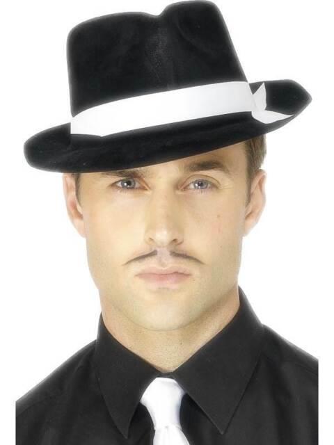 Al Capone Hat, One Size, 1920's Razzle Fancy Dress/Cosplay #CA