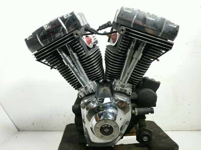 10 Harley Electra Glide Ultra FLHTK Engine Motor 103ci GUARANTEED KEMA632292