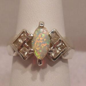 Antique Estate Opal Rings