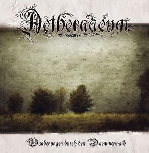 AETHERNAEUM-034-Wanderungen-durch-den-Daemmerwald-034-GERMAN-BLACK-METAL-CD-2013