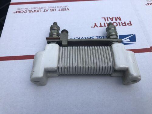 Track Circuit Western Railroad Supply Co Adjustable Resistor 4.5 Cap 15 Watt