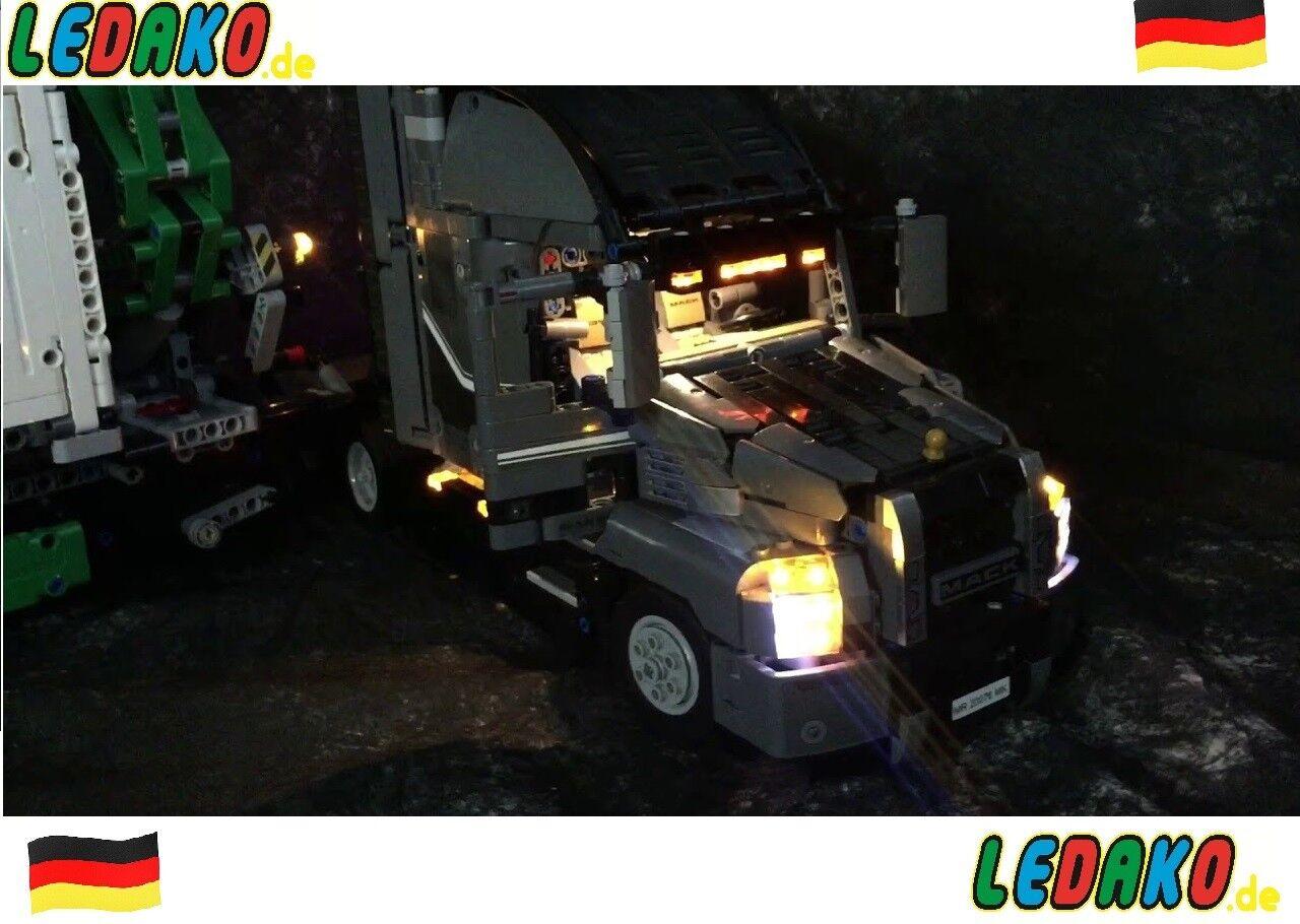 Mega LED Beleuchtungsset für für für Lego® für 42078 Mack Anthem f791f6