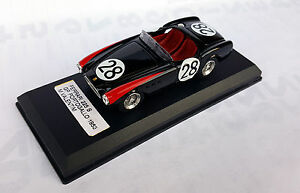 Ferrari 225 S, No.28, GP Portugal 1953 M. Valentim 1:43, modèle d'art