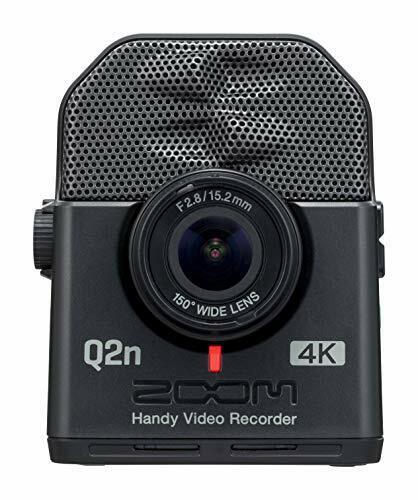 Zoom Digital Multitrack Recorder (Q2n-4K)