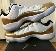 c91b2dc68bb item 2 NIKE AIR JORDAN XI 11 RETRO LOW GOLD COIN CLOSING CEREMONY  528895-103 US 11.5 -NIKE AIR JORDAN XI 11 RETRO LOW GOLD COIN CLOSING  CEREMONY 528895-103 ...