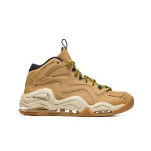 32f96aaf7405 Details about Nike Air Pippen 1 Desert Ochre Wheat Men s Shoes 325001-700  325001-403