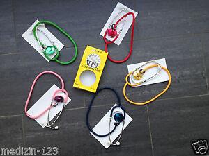 Flachkopf-Stetoskop-Stethoskop-Rettungsdienst-Schwangerschaft-Praxis-farbig