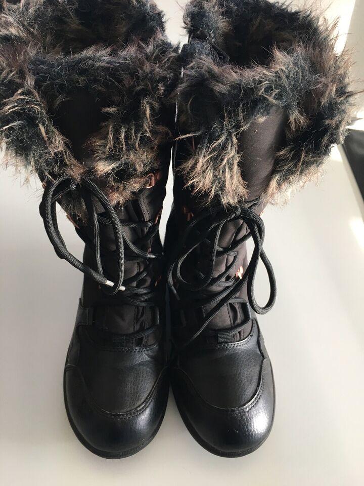 Støvler, str. 35, Everest