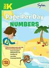 Sylvan Page per Day Series, Math: Pre-K Page per Day: Numbers by Sylvan Learning Staff (2012, Paperback)