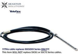 SeaStar SSC15423 Xtreme Rack /& Pinion 23ft Steering Cable Teleflex Marine