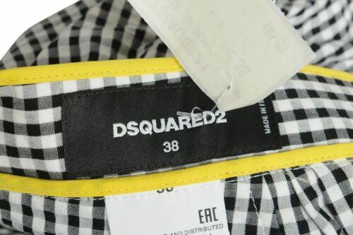 Casual Dsquared2 Multicolore Scacchi Pantaloncini A Xs Donna Usa qXqvrz