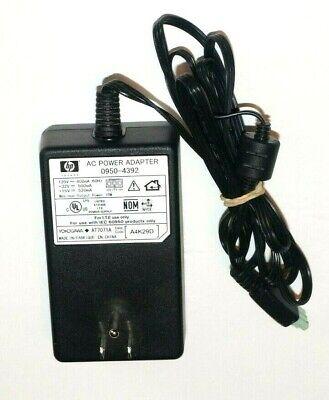 GENUINE HP 0950-4392 AC ADAPTER 32V 500mA 15V 530mA 16W For DESKJET PRINTERS