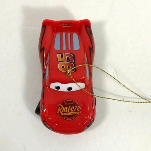 Details about  /CARS LIGHTNING McQUEEN Disney Presidents Edition Christmas Ornament NEW in BOX!
