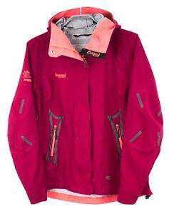 Bergnas-de-Noruega-Mujer-Chaqueta-Rask-Mujer-Dermizax-Impermeable-Talla-L-DZ262