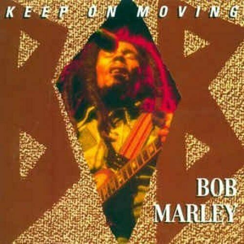 Bob Marley Keep on moving (compilation, 12 tracks, #sms30)  [CD]