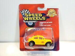 Maisto-1-64-Scale-Speed-Wheels-Series-XII-Volkswagen-VW-Dune-Buggy-NOC