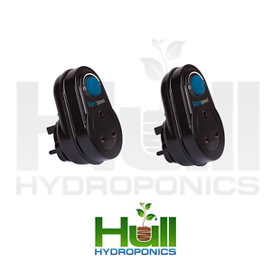 Environmental Controls Hydroponics & Seed Starting Variispeed 300W Plug In Variable Fan Speed Controller x2 hydroponics climate