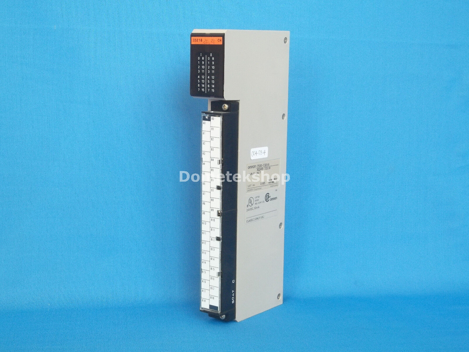 Omron C500-ID218 3G2A5-ID218 Input Unit
