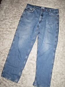 cb3c93983f7e Men s TYNDALE Arc Rated Flame Resistant Denim Carpenter Work Jeans ...