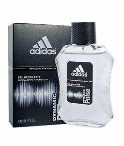 Adidas Dynamic Pulse Cologne for Men 100 ml EDT Spray