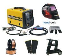 Bossweld MST180 Mig/Stick/Tig Welding Machine for sale online   eBay