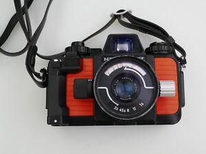 Analogkameras Foto & Camcorder Nikonos V Mit Umfangreichen Zubehör