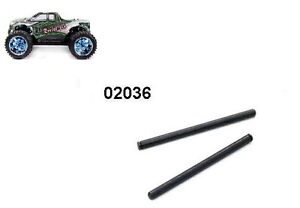 AMEWI 02036 Front suspension arm pin A 2 Stück 004-02036
