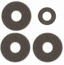 4 Carbontex Drag Washers #SDA201 ABU GARCIA REEL PART 5500 C3 99-05 AMB
