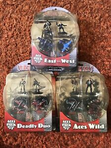 CRIMSON-SKIES-WizKids-Aces-Packs-s-1-2-amp-3-From-2003-NEW-Unopened
